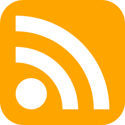 RSS icon - RSS makes subscribing to podcasts possible